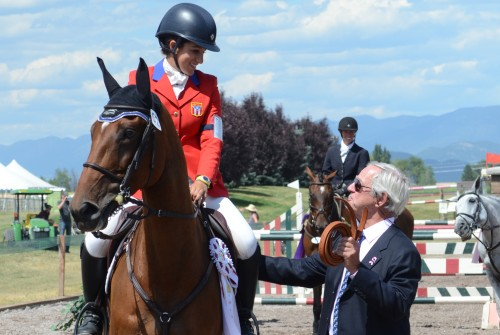 Lauren Billys Eventing Three Day Eventing